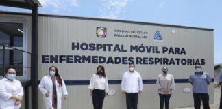 GOBERNADOR PONE EN MARCHA HOSPITAL