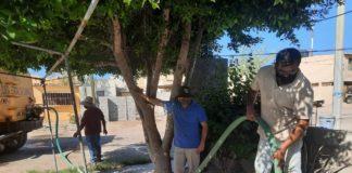 OOMSAPAS La Paz intensifica distribución