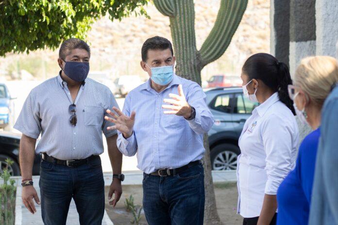 Supervisa el Presidente Rubén Muñoz