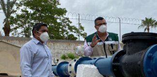 OOMSAPAS La Paz reporta daños