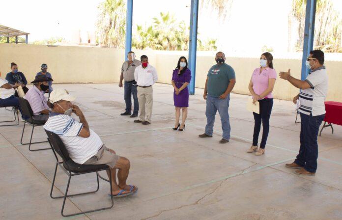 BENEFICIA A HABITANTES DE SAN BRUNO PROGRAMA MUNICIPAL DE TECHO FIRME
